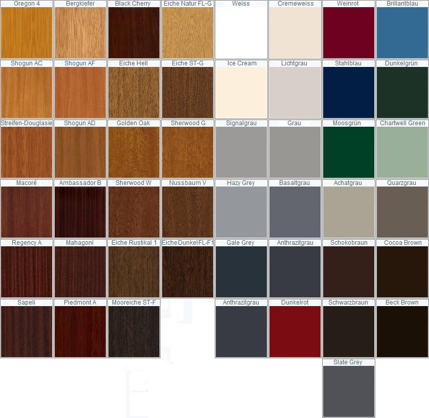 Decoracion mueble sofa ventanas pvc colores for Ventanas pvc color madera